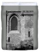 Granada Cathedral Monochrome Duvet Cover