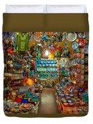 Grand Bazaar - Istanbul Duvet Cover