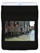 Grand Canal Style Home Sweet Home Duvet Cover