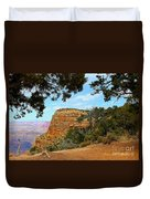 Grand Canyon - South Rim Duvet Cover
