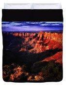 Grand Canyon 119 Duvet Cover