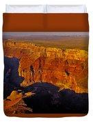 Grand Canyon 12 Duvet Cover