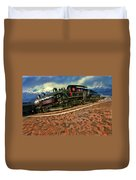 Grand Canyon 29 Railway Duvet Cover