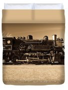 Grand Canyon 29 Railway Engine Duvet Cover
