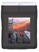 Grand Canyon 85 Duvet Cover