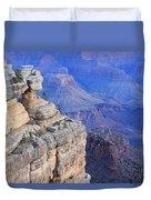 Grand Canyon At Dawn Duvet Cover