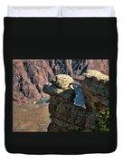 Grand Canyon.  Az Duvet Cover