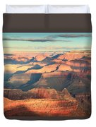 Grand Canyon Dawn Duvet Cover