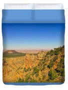 Grand Canyon Desert View Duvet Cover