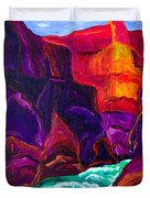 Grand Canyon II Duvet Cover