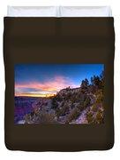 Grand Canyon Lodge Duvet Cover