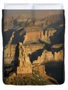 Grand Canyon North Rim Duvet Cover