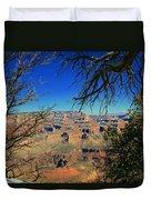 Grand Canyon - South Rim 1  Duvet Cover