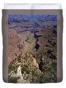 Grand Canyon South Rim 6 Duvet Cover