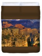 Grand Canyon - The Wonders Of Light And Shadow - 1a Duvet Cover