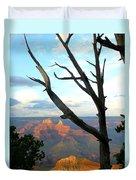 Grand Canyon Tree Duvet Cover