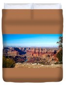 Grand Canyon Vast View Duvet Cover