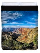 Grand Canyon Xxi Duvet Cover