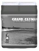 Grand Cayman Duvet Cover