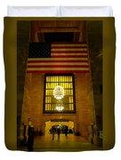 Grand Central Duvet Cover