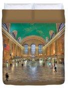 Grand Central Terminal IIi Duvet Cover