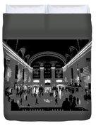 Grand Central Terminal Poster Duvet Cover