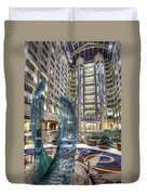 Grand Hyatt D.c. Duvet Cover