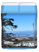 Grand Mesa Co North Side Valley View Duvet Cover