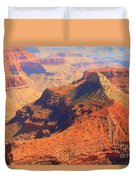 Grand Old Canyon Duvet Cover