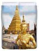 Grand Palace, Bangkok Duvet Cover