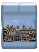 Grand Place Brussels Duvet Cover