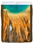 Grand Prismatic Detail Duvet Cover