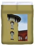 Grand Rapids Downtown Architecture Duvet Cover
