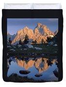 1m9376-grand Teton Reflect 2 Duvet Cover