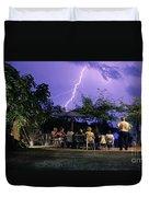 Grand Theatre Of Nature Duvet Cover
