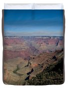 Grande Canyon Afternoon Duvet Cover