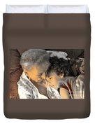 Grandma Duvet Cover