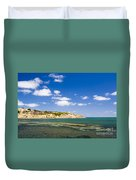 Granite Island South Australia Duvet Cover