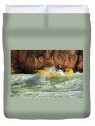 Granite Rapids Duvet Cover
