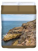 Granite Shore Duvet Cover