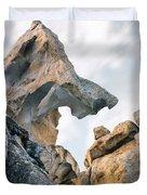 Granite Texture Duvet Cover