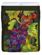 Grapevine Duvet Cover by Chris Brandley