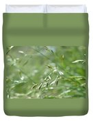 Grass Blade Duvet Cover