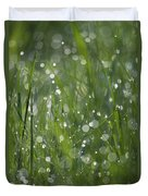Grass Fairies... Duvet Cover