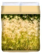 Grass Feathers Duvet Cover