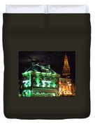 Grasshopper Bar Duvet Cover