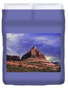 Grasshopper Point Sedona  Duvet Cover