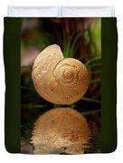 Gravity Shell Duvet Cover