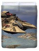 Gravity Tank Duvet Cover