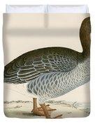 Gray Lag Goose Duvet Cover